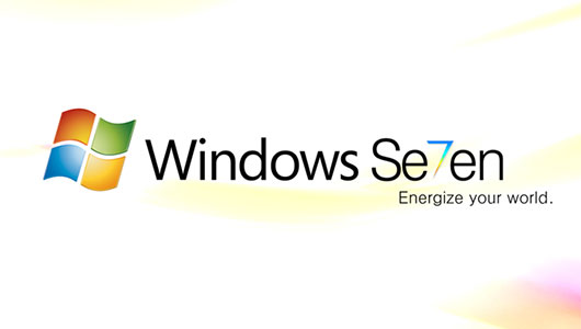 Windows 7 logotype